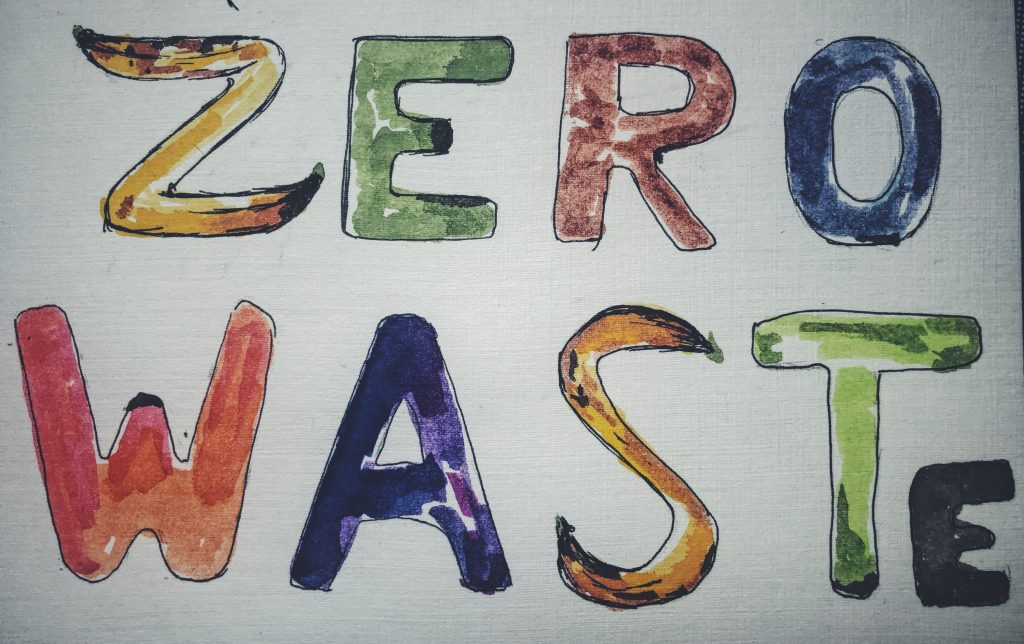 Zero waste, zero waste cooking