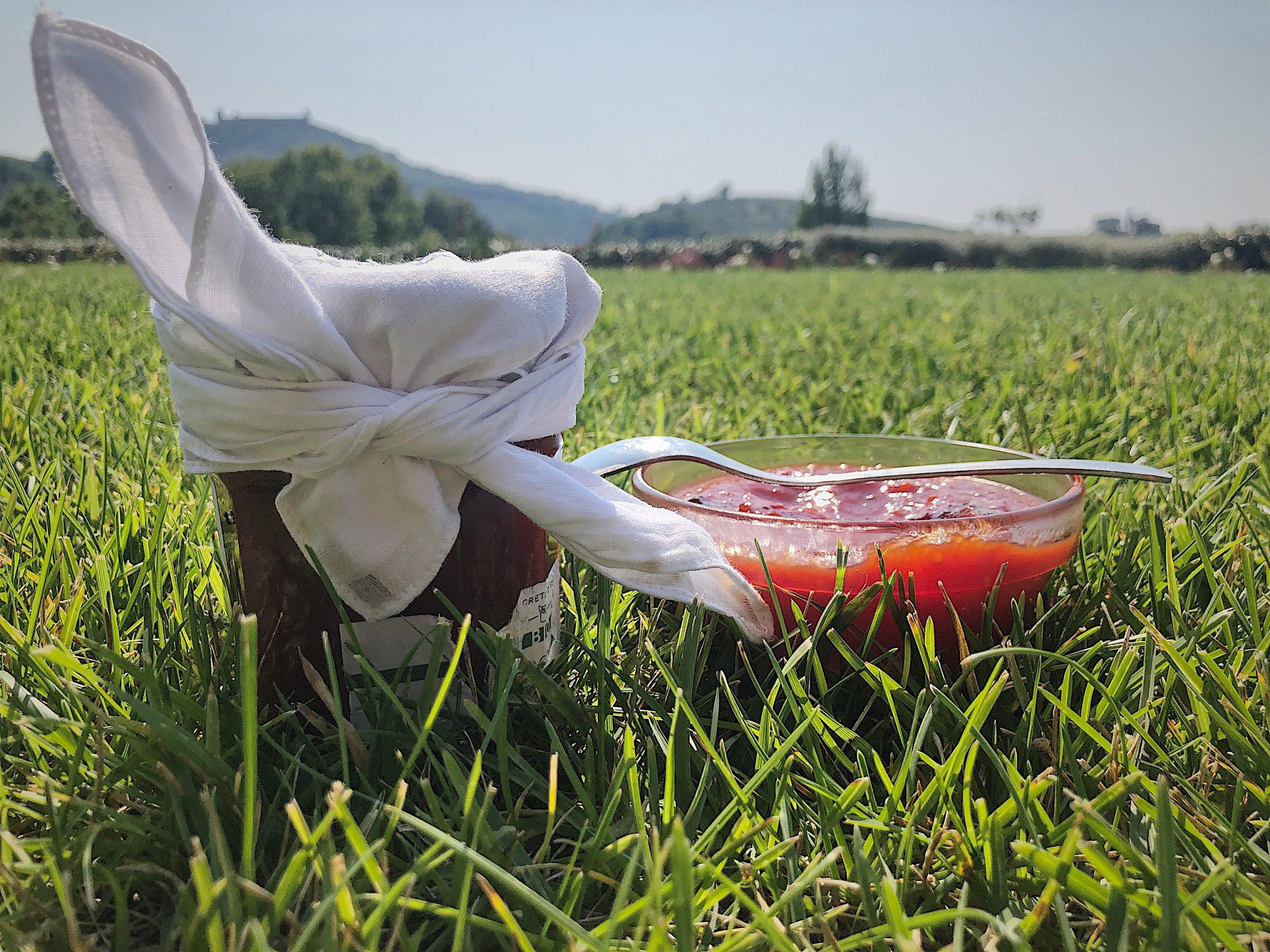 Przepis zero waste - dżem z pomidorów - Thermomix, Monsieur Cuisine