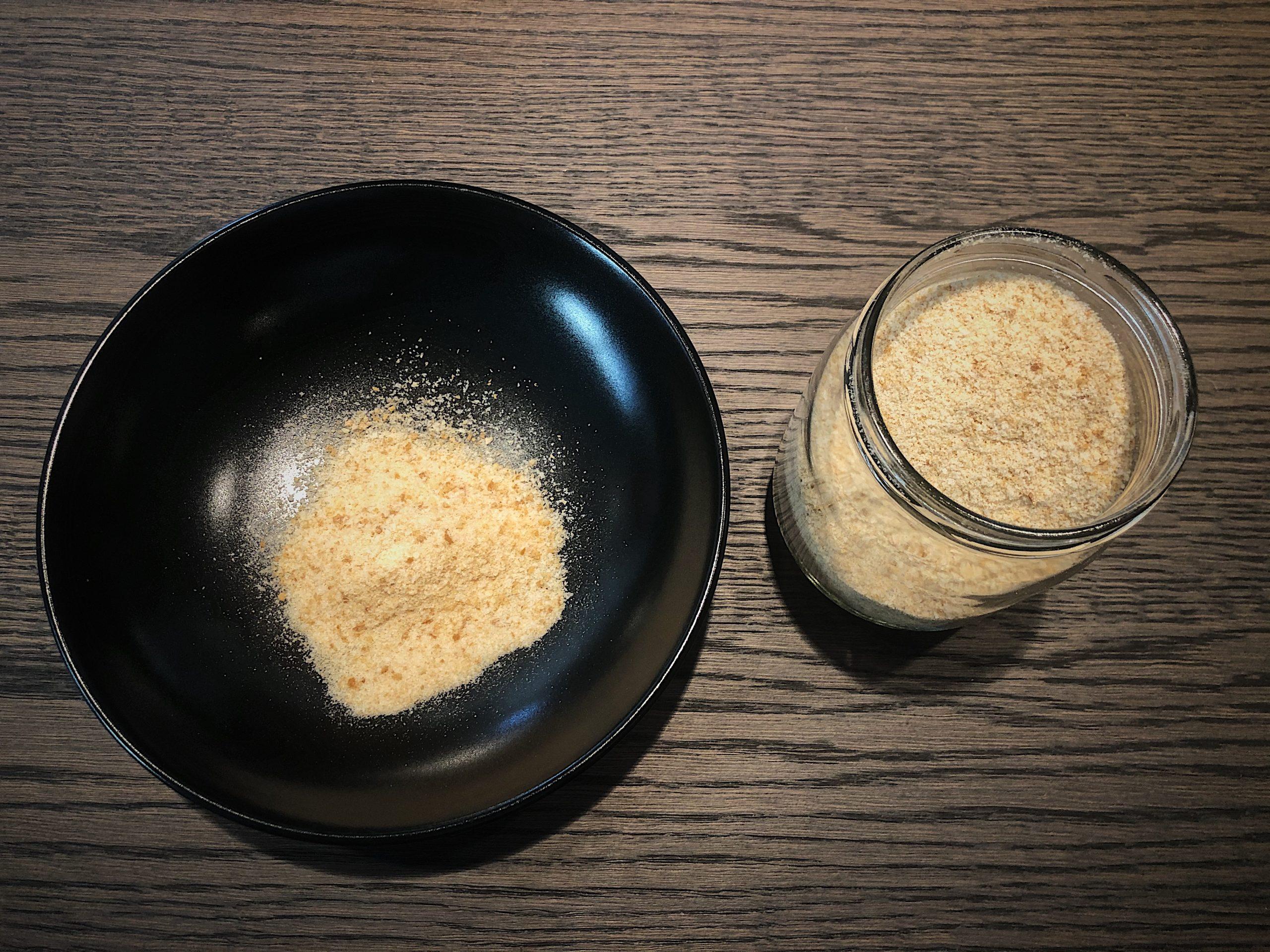 Przepis zero waste na czerstwy chleb - tarta bułka