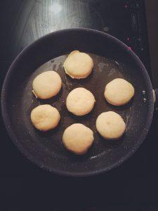 Thermomix przepis na angielskie muffiny