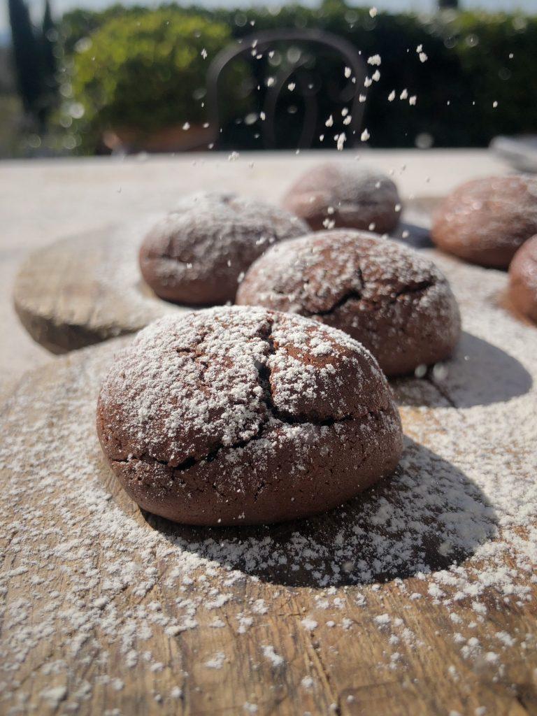 BROWNKIES ciasteczka cookies i brownies 2w1