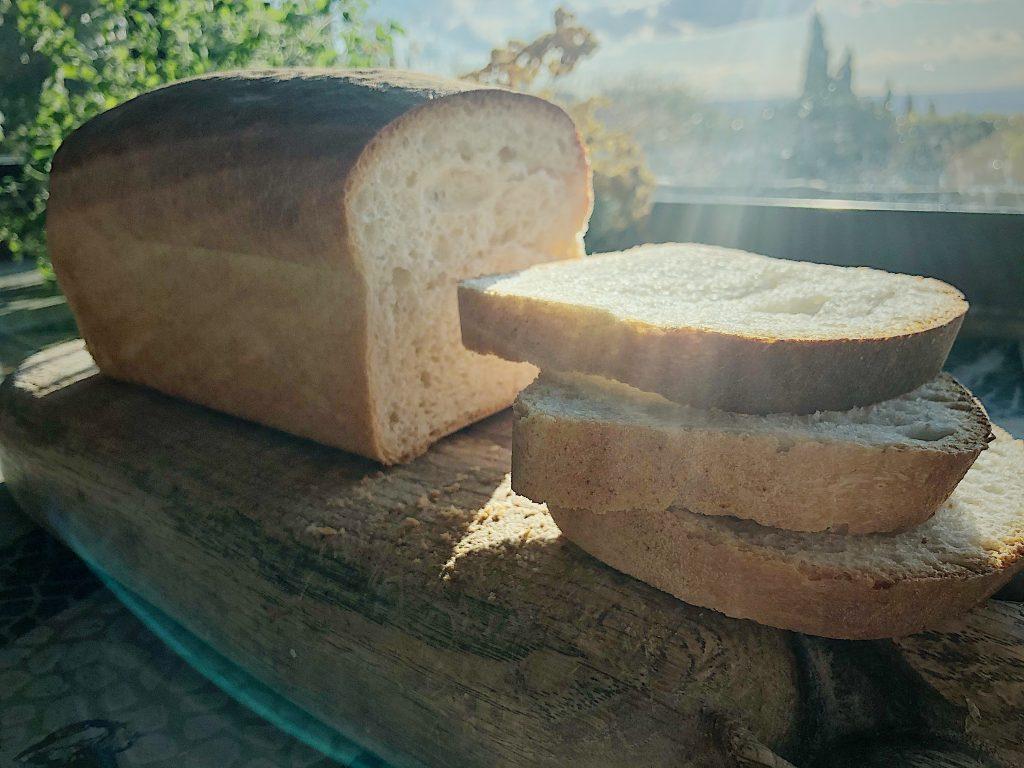 Chleb tostowy przepis