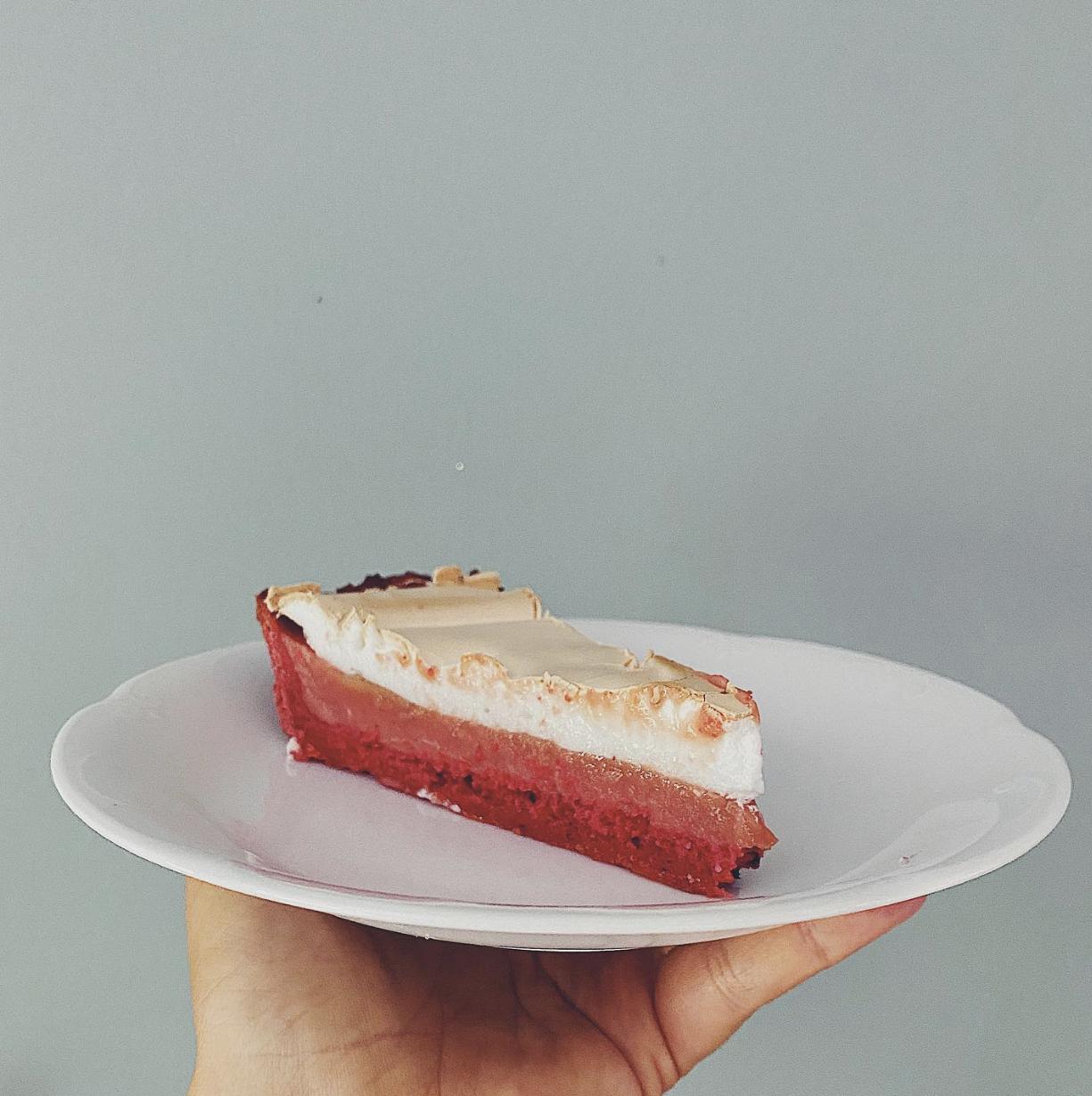 Tarta z czerwonej porzeczki - co zrobić z czerwonej porzeczki